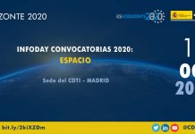 infoday h2020 espacio