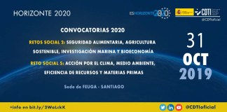 convocatorias h2020 reto social 2 y 5 santiago