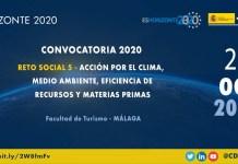 convocatoria H2020 reto social 5