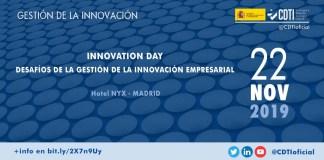 evento gestión de la innovación madrid