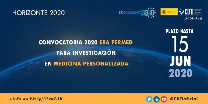 convocatoria 2020 erapermed
