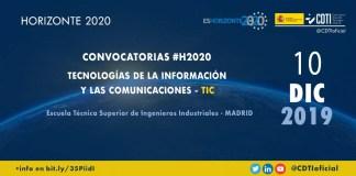 @CDTIoficial participa en una jornada sobre #Robótica e #InteligenciaArtificial en #Madrid