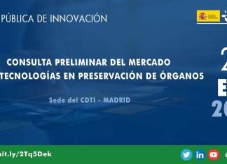 compra-publica-innovacion-madrid preservacion de organos