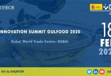 INNOVATION SUMMIT GULFOOD 2020