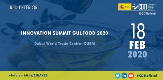 INNOVATION SUMMIT GULFOOD 2020