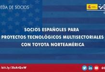 socios españoles proyectos españoles con toyota norteamerica