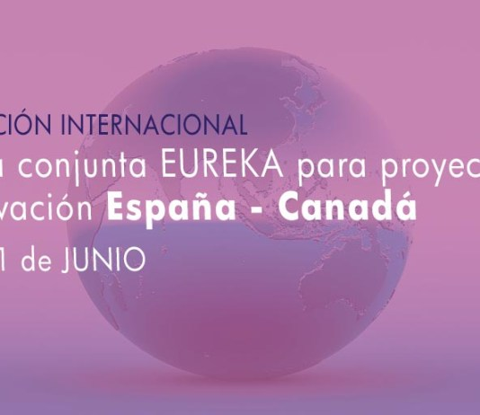 llamada conjunta eureka españa canadá