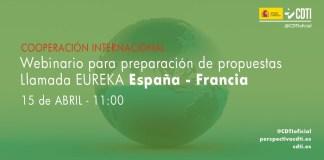 webinario llamada eureka españa francia