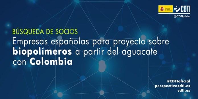 busqueda socios colombia biopolimeros
