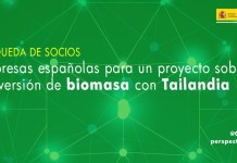 busqueda socios biomasa españa tailandia