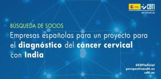 busqueda socios cancer cervical con India