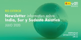 newsletter julio India Sudeste Asiático
