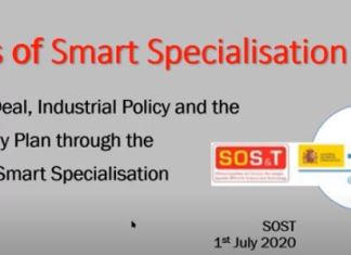 smart specialisation webinar