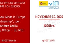 Sesión Made in Europe
