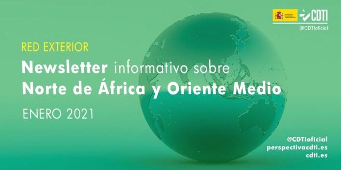newsletter zona MENA enero 2021