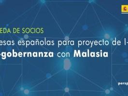 busqueda de socios españa-malasia en e-gobernanza