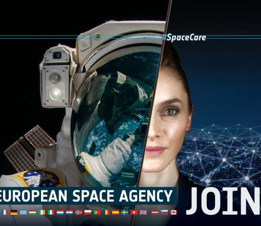 selección de astronautas ESA