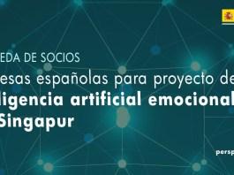 búsqueda de socios en inteligencia artificial emocional con Singapur