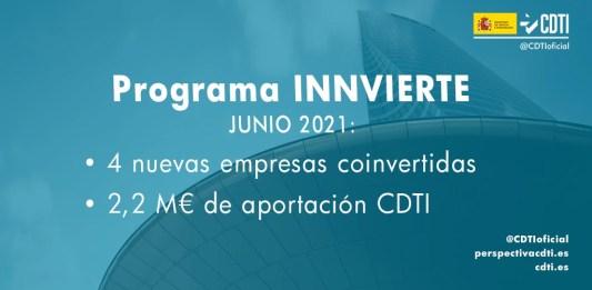 innvierte mensual junio 2021