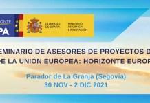 seminario asesores horizonte europa