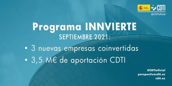 innvierte mensual septiembre 2021