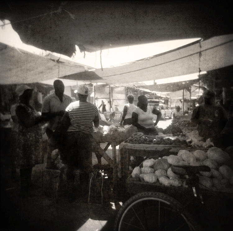Afternoon Market