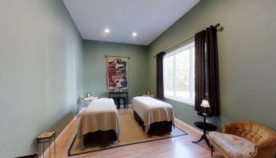Royal Retreat Spa Room 3D Model