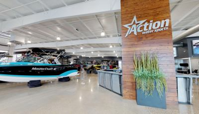 Action Water Sports Virtual Showroom | Hudsonville 3D Model