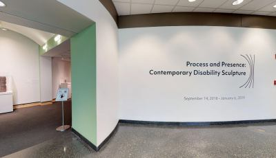 Process and Presence: Contemporary Disability Sculpture