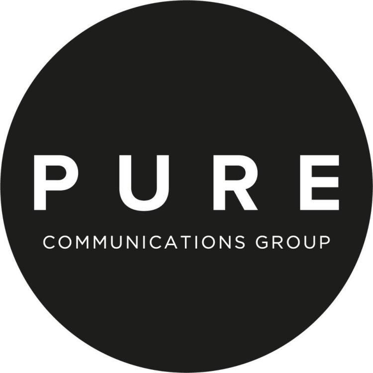 Pure Communications Logo