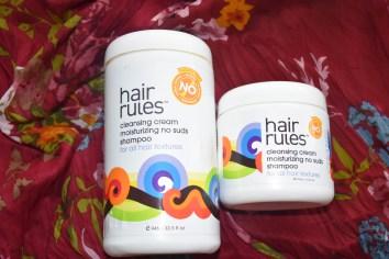 Hair Rules Shampoo