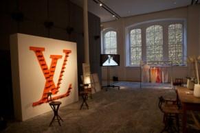 Bespoke Display for Fashion Designer