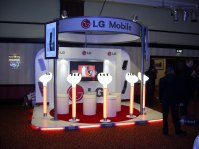 Opal Pods for Exhibition Stand