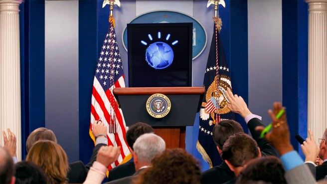 Watson for president