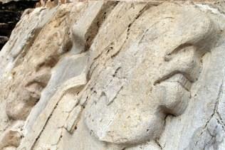 Mexico (Palenque): Mayan relief