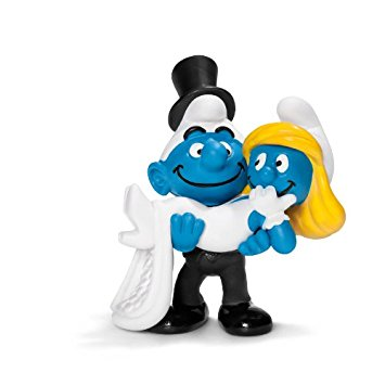 Honeymoon with Gargamel