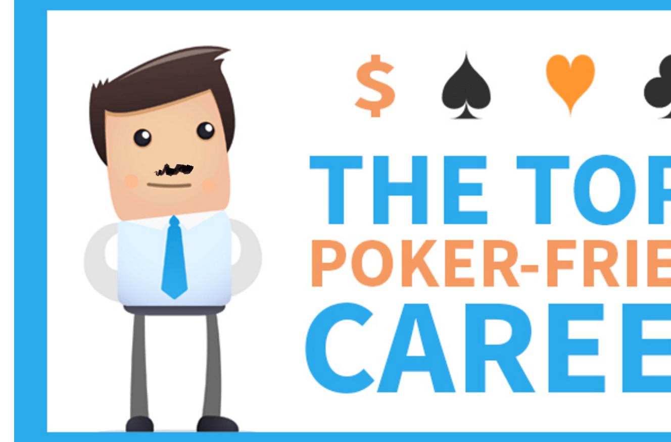 top poker careers but