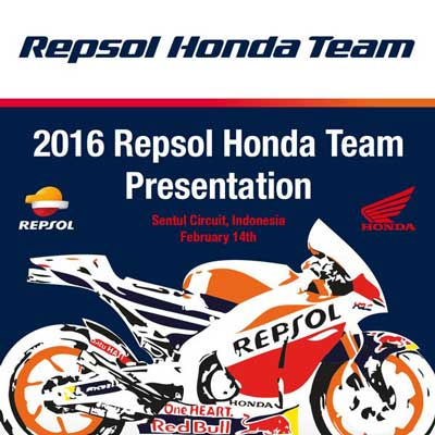 2016 Repsol Honda Team Presentation 14 February Sentul Indonesia pertamax7.com