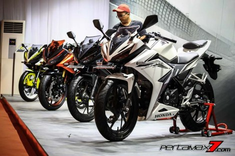 Gallery Launching All New Honda CBR150R 2016 di Sentul 11 Pertamax7.com