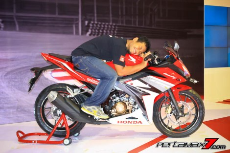 Gallery Launching All New Honda CBR150R 2016 di Sentul 21 Pertamax7.com