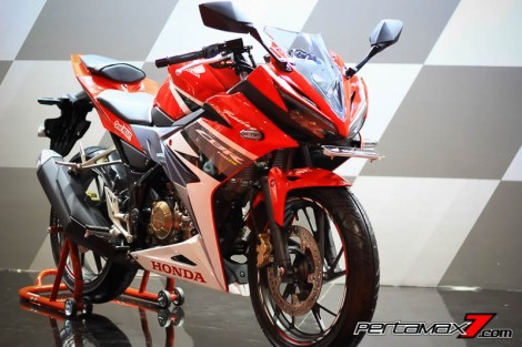 Gallery Launching All New Honda CBR150R 2016 di Sentul 24 Pertamax7.com