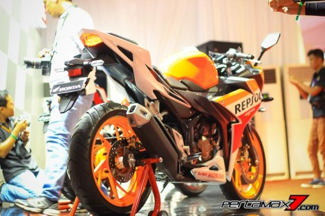 Gallery Launching All New Honda CBR150R 2016 di Sentul 32 Pertamax7.com