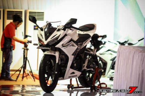 Gallery Launching All New Honda CBR150R 2016 di Sentul 33 Pertamax7.com