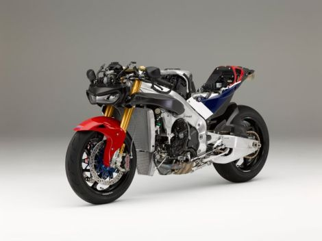 Honda RC213V naked