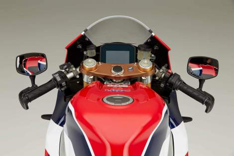 dashboard honda RC213V-S