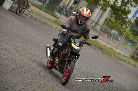 Review Testride All New Suzuki Satria F 150 Injeksi 2016 09 Pertamax7.com