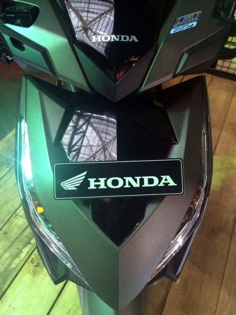 new honda vario 150 Exclusive Matte Brown pertamax7.com