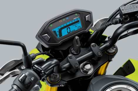 speedometer All New Honda MSX 125 GROM 2016 pertamax7.com
