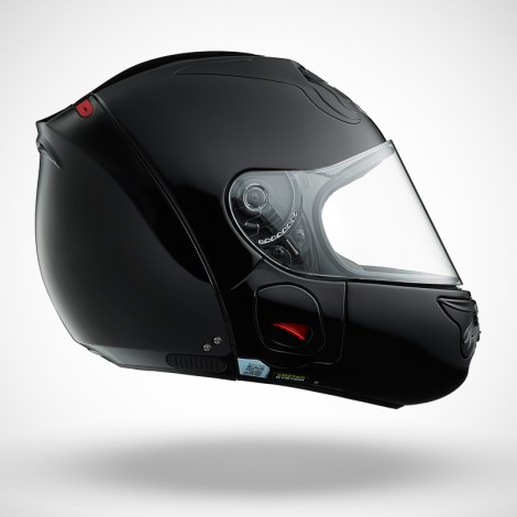 Gallery Foto Helm VOZZ_Black_side