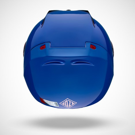 Gallery Foto Helm VOZZ_Blue_back